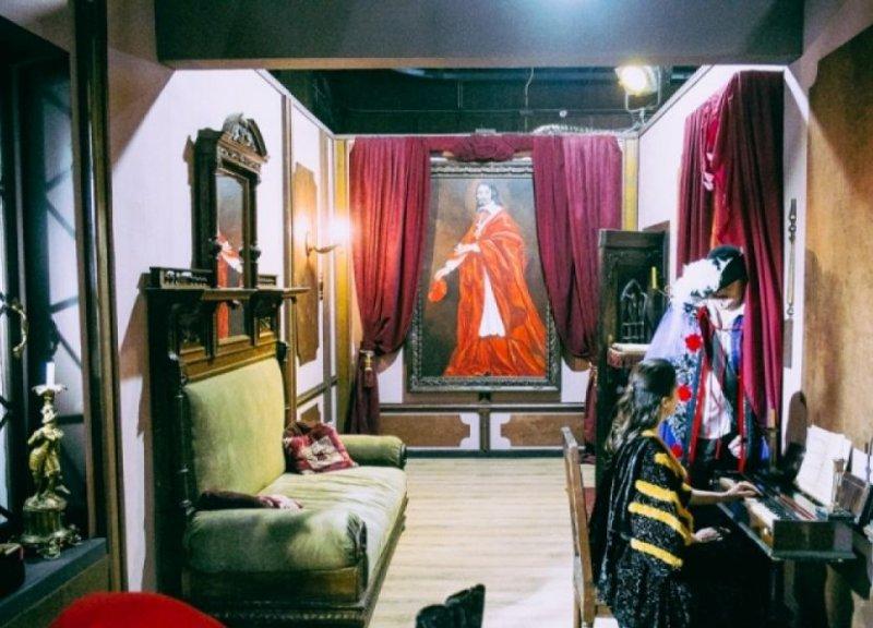 В гости к «Трем мушкетерам» и звездным метеорам. Редкие музеи Одессы. Часть 1.