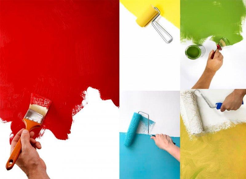 Цвет, запах, текстура и экологичность. Выбираем краску для стен