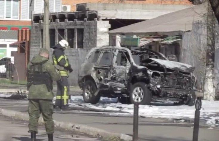 В Одессе задержана террористка (ВИДЕО)