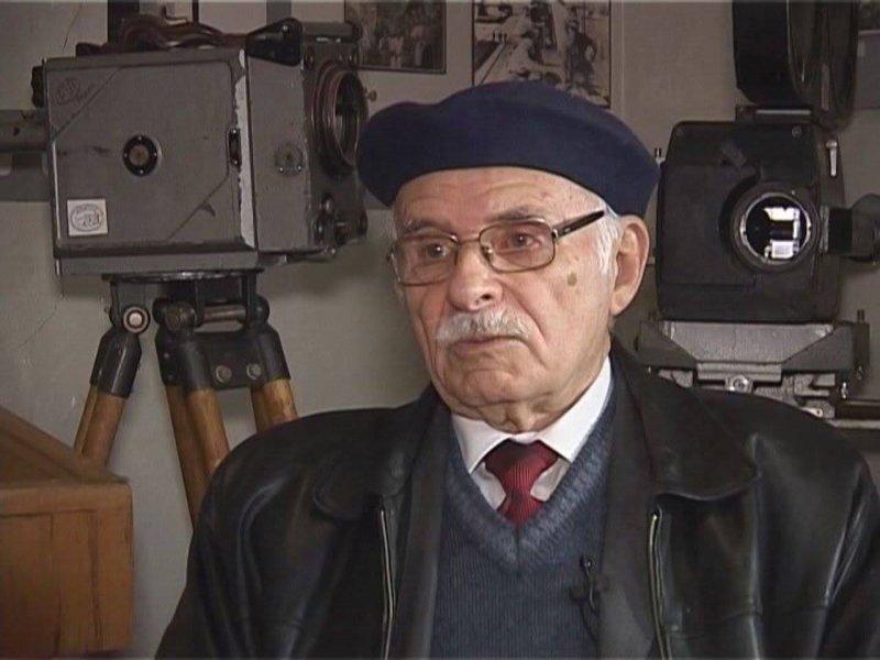 Ушел из жизни патриарх одесской кинематографии