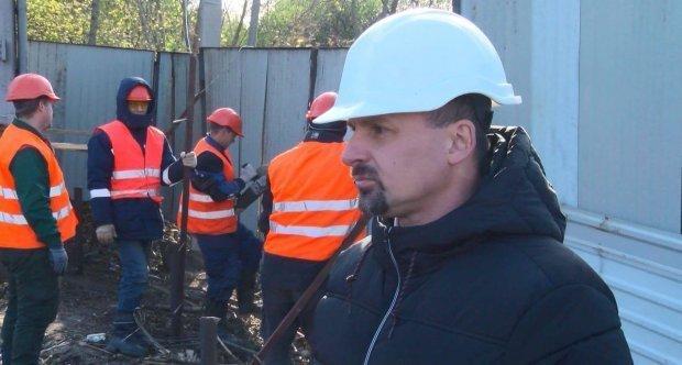 Компания «Сити-Центр» в Одессе демонтирует «забор раздора»