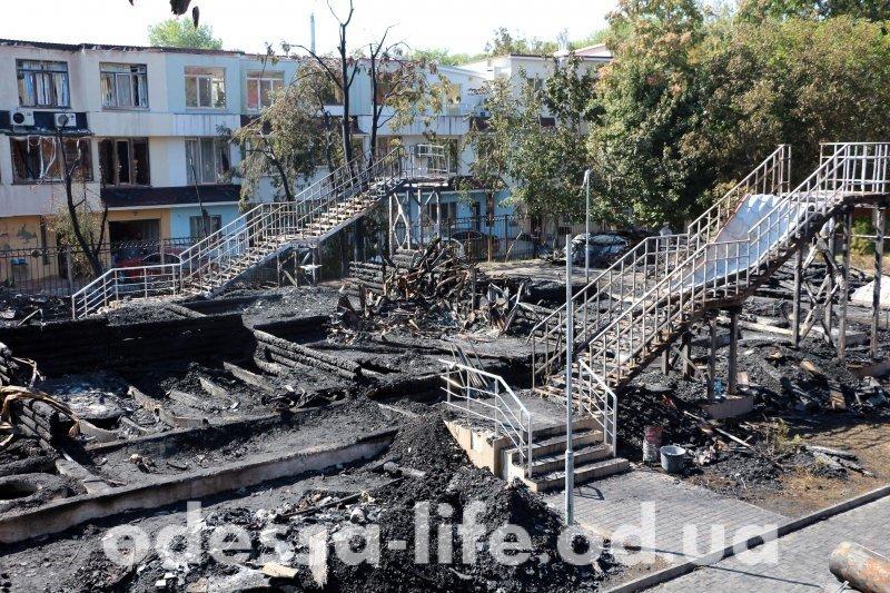 В ноябре обещают назвать окончательную причину возгорания в лагере «Виктория»