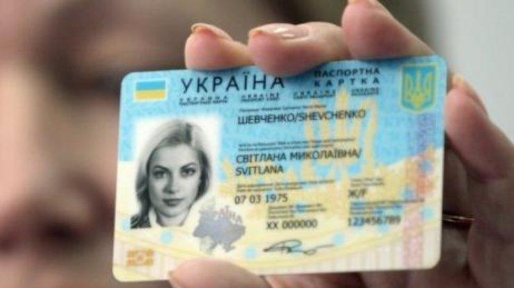 В Одессе не справляются с количеством желающих получить биометрические документы