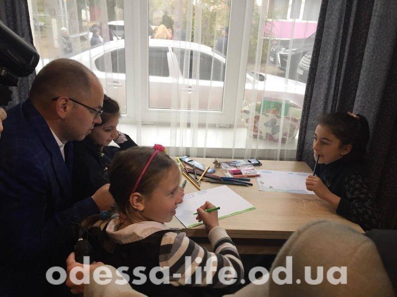 Максим Степанов назвал Белгород-Днестровский детский дом одним из лучших в Украине (ФОТО)