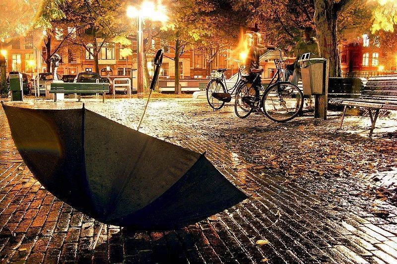 На Дерибасовской опять дожди…
