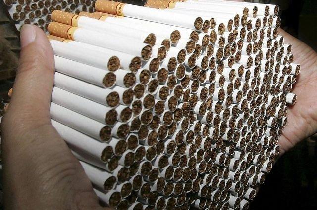 В Одесской области обнаружили очередной «схрон» контрабандных сигарет