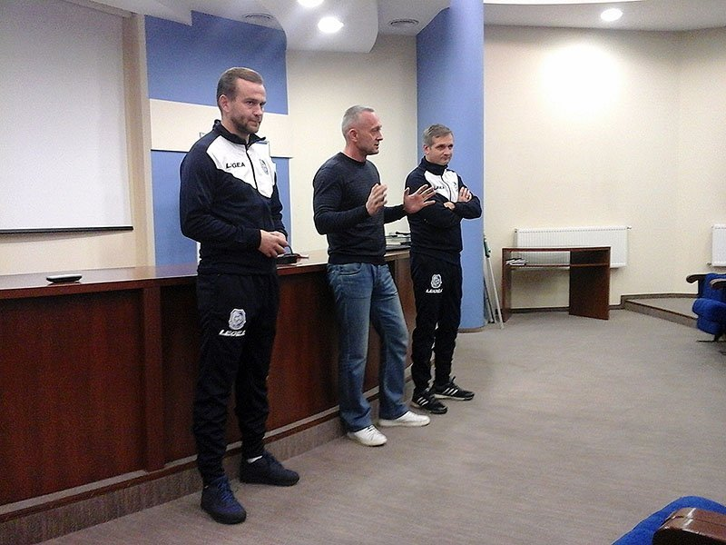 Новый тренер «Черноморца»