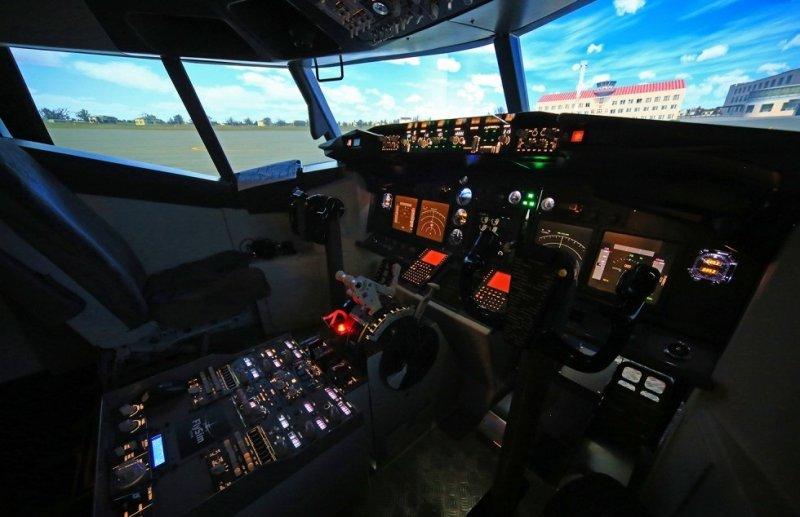 В Одессе можно «полетать» на пассажирском Boeing 737 (ФОТО)