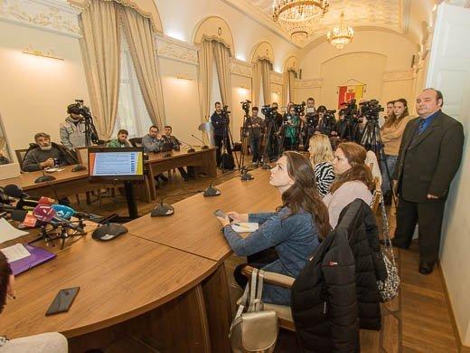 Одесса в цифрах. О бюджете города рассказали журналистам (ФОТО)