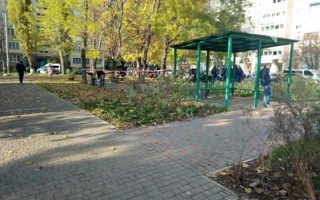 В Одессе стреляли в человека