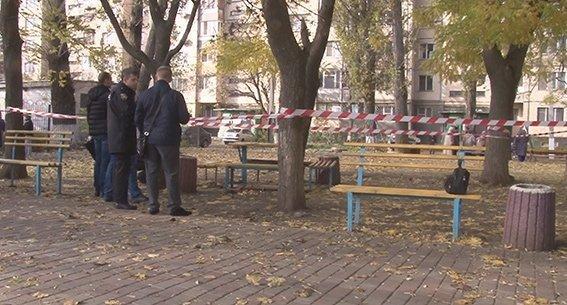 Скандальные подробности перестрелки рядом с детской площадкой (ФОТО, ВИДЕО)