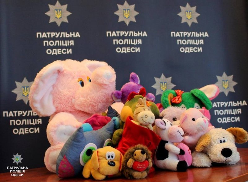 Зайцы, тигры, крокодилы заступают на службу в Патрульную полицию (ФОТО)