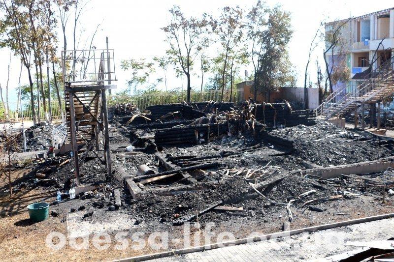 «Залог преткновения» по делу о пожаре в «Виктории»