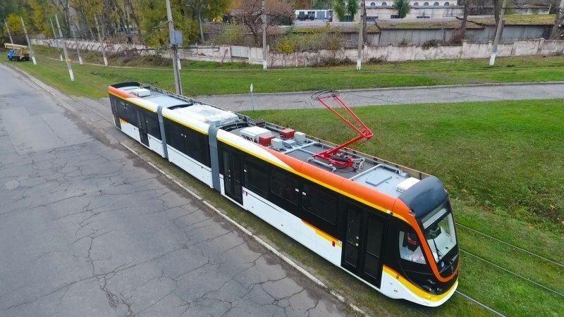 Трамвай модели К1М6 прошёл техническую экспертизу (ФОТО)