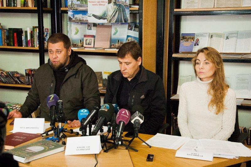 Одесситы требуют вернуть Летний театр в собственность города