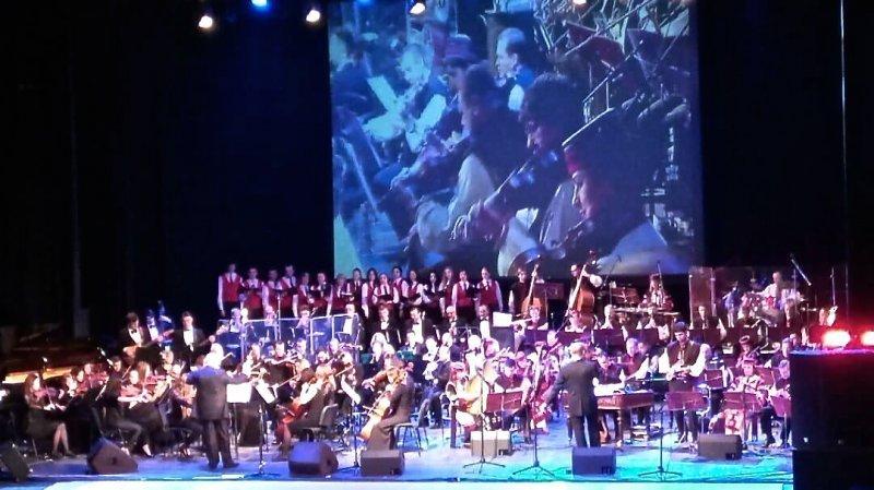 Киевский оркестр переиграл одесситов