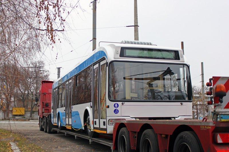 Когда Одесса получит новые троллейбусы?