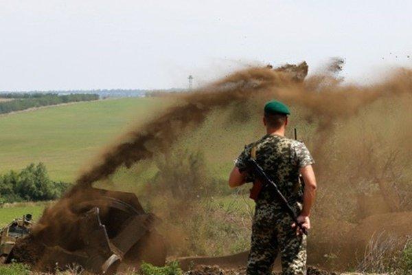 Планируется в ближайшее время завершить демаркацию госграницы в Одесской области