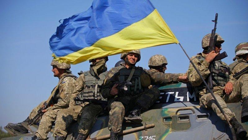 Ко Дню Вооруженных Сил Украины. История первая