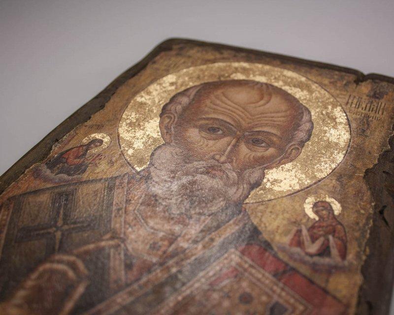 Как выбрать икону на крещение?
