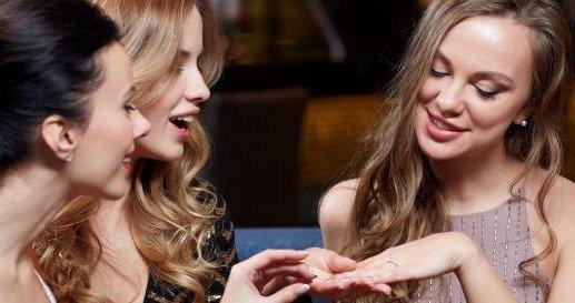 Как подобрать золотые кольца в соответствии с модными тенденциями