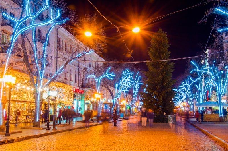 Хороший Новый Год: куда в Одессе пойти на праздники?