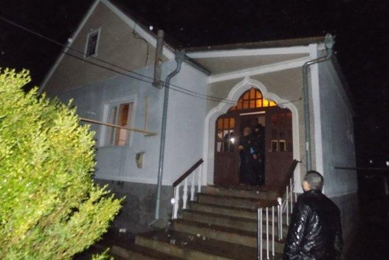 В начальника Одесской полиции стреляли, но не попали (ФОТО, ВИДЕО)