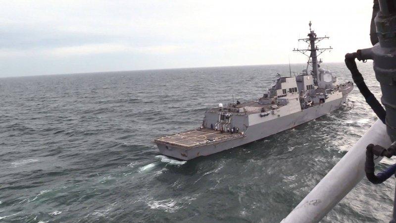 Зачем американский эсминец пришел в Одессу (ФОТО)