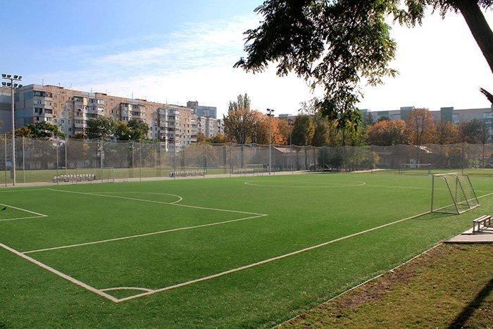 Как у «Черноморца» хотели футбольное поле украсть