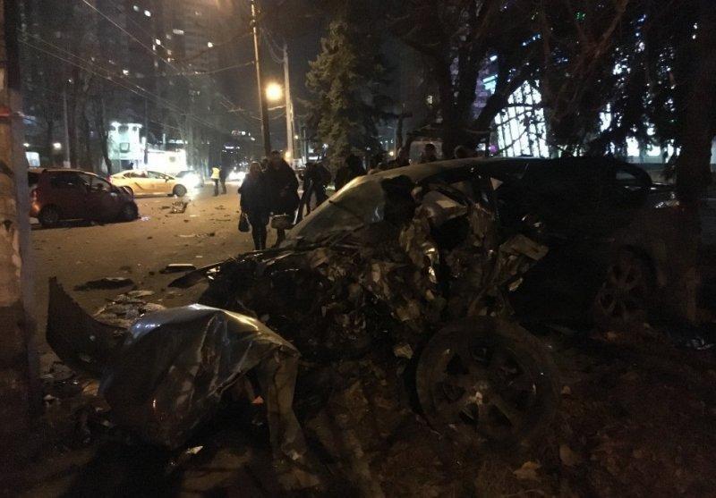 ДТП с участием иностранного авто закончилось трагедией (ФОТО)