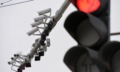 Где в Одессе установлены камеры наблюдения?