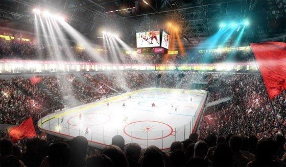 Почему Одесса лишилась чемпионата по хоккею?