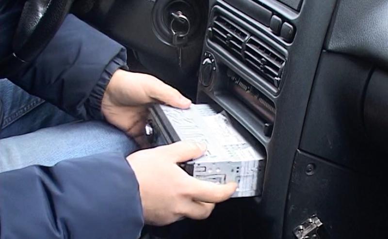 В Одессе «на горяченьком» поймали автовора