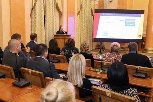 На депутатов горсовета собираются накинуть сеть (ФОТО, ВИДЕО)