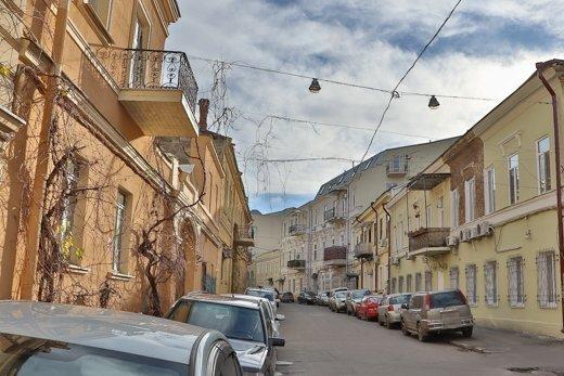 Горсовет замахнулся на Воронцовский переулок (ФОТО)
