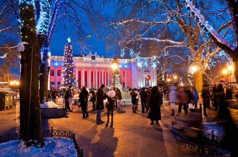 В Одессе в праздничные дни ожидается наплыв туристов