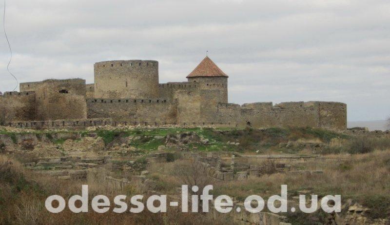 Аккерманская крепость. Долгий путь в ЮНЕСКО (МНОГО ФОТО)