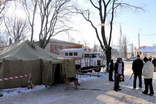 В Одессе в морозы откроют пункты обогрева