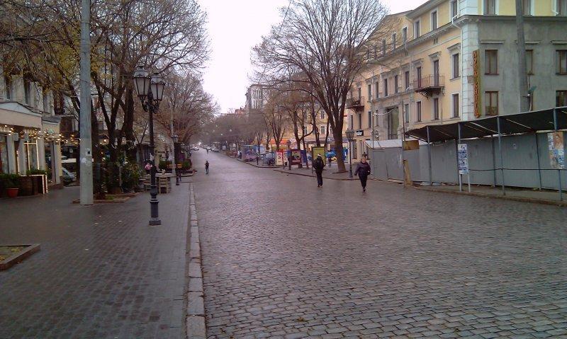 Какая погода будет в Одессе в начале недели?