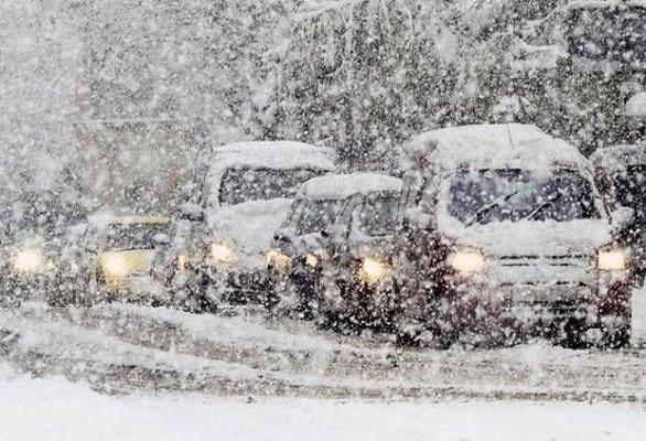В Одесской области непогода вносит коррективы в автомобильное движение
