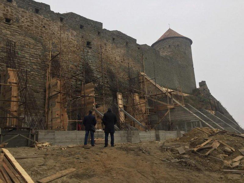 Как будут спасать Аккерманскую крепость?