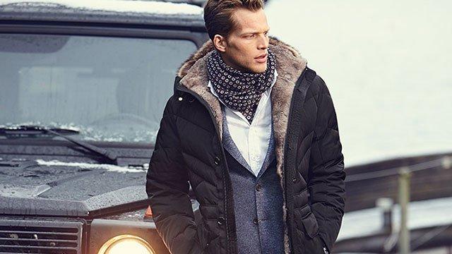 Как выбрать зимний гардероб идеального мужчины: мужские куртки