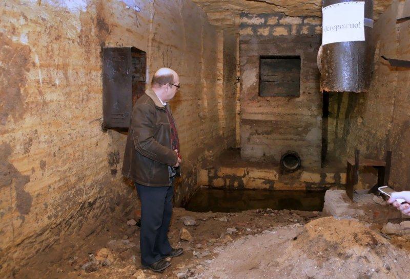 Как Одесса готовилась к ядерной войне? Тайны катакомбных подземелий Молдаванки
