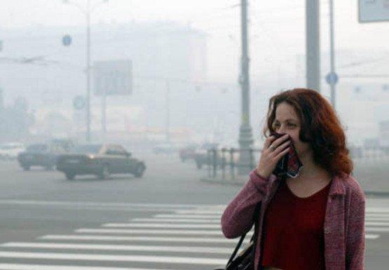 Где в Одессе самый грязный воздух?