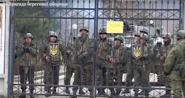 Крым: Судьба не изменивших присяге
