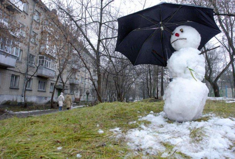 Чем грозит одесситам необычно теплая зима?