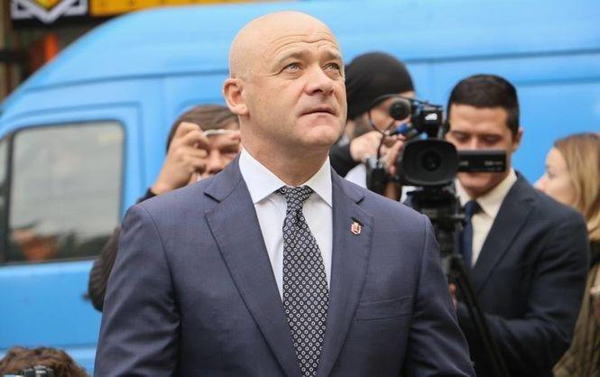 Куда пропал мэр Одессы?