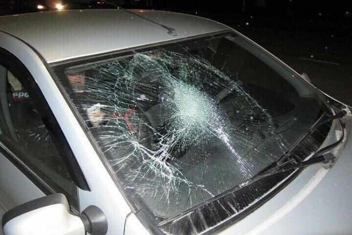 На Большой Арнаутской дебошир разбил несколько автомобилей