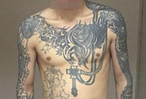 Добровольного помощника полиции подрезали во время задержания преступника  (ФОТО, ВИДЕО)
