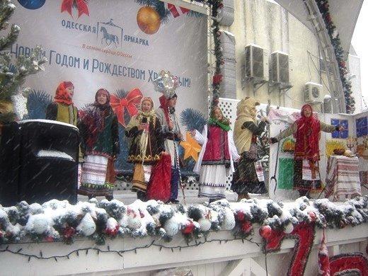 Завтра на Дерибасовской — запорожские казаки (ФОТО)